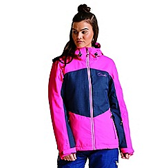 Dare 2B - Pink 'Beckoned' waterproof ski jacket