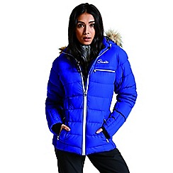 Dare 2B - Blue 'Cultivated' luxe waterproof ski jacket