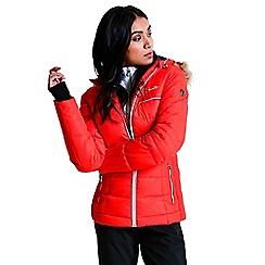 Dare 2B - Red 'Cultivated' luxe waterproof ski jacket