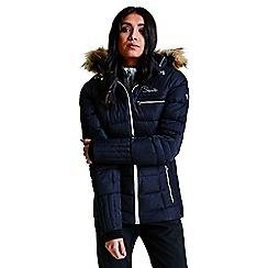 Dare 2B - Black 'Cultivated' luxe waterproof ski jacket
