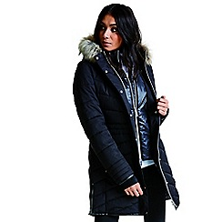 Dare 2B - Black 'Lately' luxe waterproof ski jacket