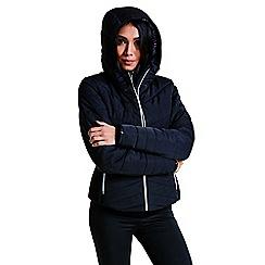 Dare 2B - Black 'Vaunt' luxe waterproof ski jacket
