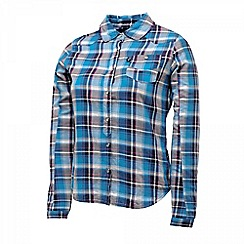 Dare 2B - Dark methyl blue wind jammer shirt