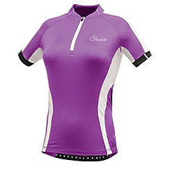 Dare 2B - Perform purple vivacity cycle jersey
