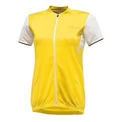 Dare 2B - Bright yellow bestir cycle jersey