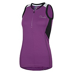 Dare 2B - Perform purple fervor cycle jersey