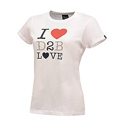 Dare 2B - White devoted t-shirt