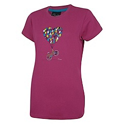 Dare 2B - Fuchsia balloon ride t-shirt