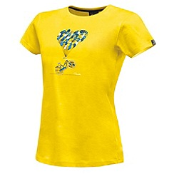 Dare 2B - Bright yello balloon ride t-shirt