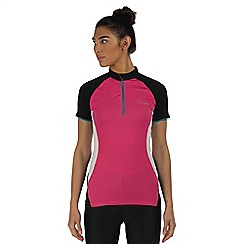 Dare 2B - Pink subdue jersey top