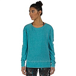 Dare 2B - Blue Unwind long sleeve t-shirt