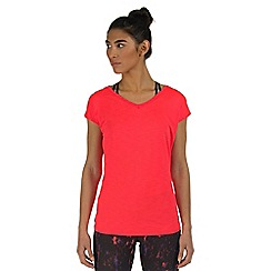 Dare 2B - Pink recover workout t-shirt