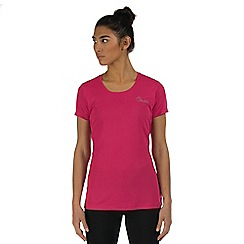 Dare 2B - Pink impulse lightweight t-shirt