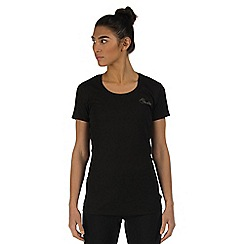 Dare 2B - Black impulse lightweight t-shirt
