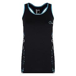 Dare 2B - Black inflexion yoga style vest