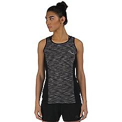 Dare 2B - Grey inflexion yoga style vest