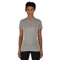 Dare 2B - Grey configure cycle jersey top