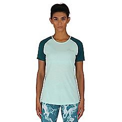 Dare 2B - Light green three strikes sports t-shirt