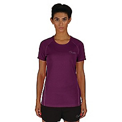 Dare 2B - Purple three strikes sports t-shirt