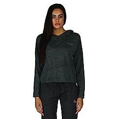 Dare 2B - Grey placid crop hoodie