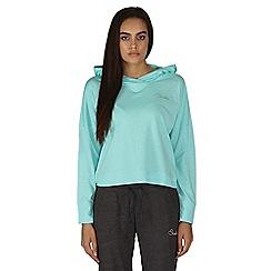 Dare 2B - Green placid crop hoodie