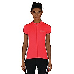 Dare 2B - Pink decorum cycle jersey top
