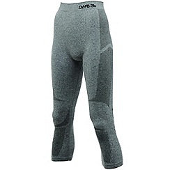 Dare 2B - Charcoal grey zonal 3/4 length legging