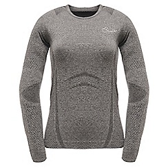 Dare 2B - Charcoal grey zonal long sleeve base layer top