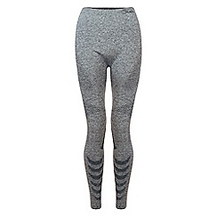 Dare 2B - Charcoal grey zonal base layer legging