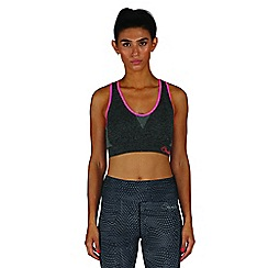 Dare 2B - Grey warm up sports bra