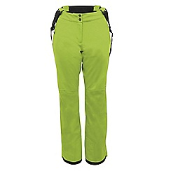 Dare 2B - Lime green stand for snow trouser