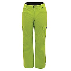 Dare 2B - Lime green chase down snow trouser