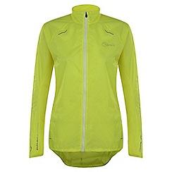 Dare 2B - Yellow ensphere waterproof jacket