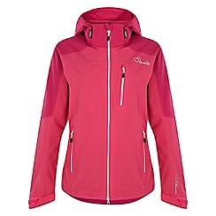 Dare 2B - Pink veracity waterproof jacket