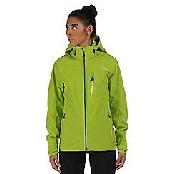 Dare 2B - Lime green Veracity waterproof jacket