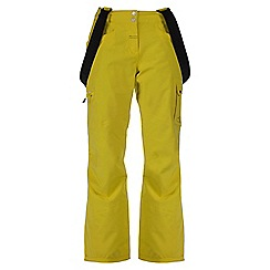 Dare 2B - Yellow Wise up waterproof ski pant