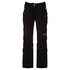 Dare 2B - Black Figure in waterproof ski pant
