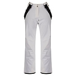 Dare 2B - White Figure in waterproof ski pant