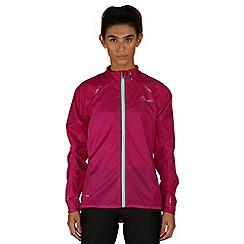 Dare 2B - Purple ensphere waterproof sports jacket