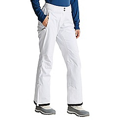 Dare 2B - White 'stand for' waterproof ski pants