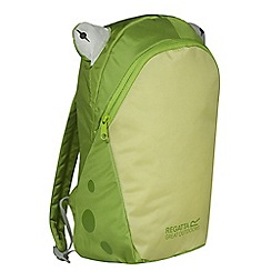 Regatta - Frog (green) kids zephyr animal backpack