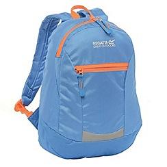 Regatta - French blue kids jaxon 15l backpack
