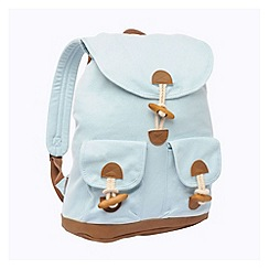 Regatta - Pastel blue lady huntsfield rucksack