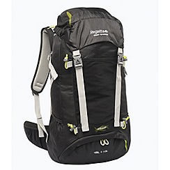 Regatta - Black streamair 45l+10l