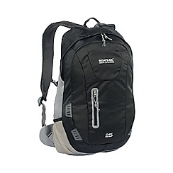 Regatta - Black/grey altorock 25l dypk