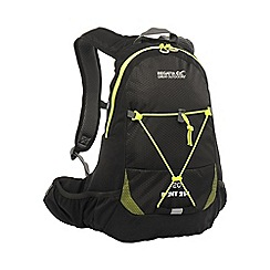 Regatta - Black blackfell 20l backpack