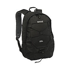 Regatta - Black survivor ii 25l backpack