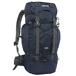 Regatta - Navy survivor ii 35l backpack