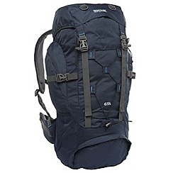 Regatta - Navy survivor ii 65l backpack