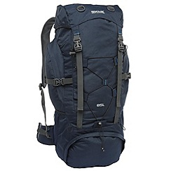 Regatta - Navy survivor ii 85l backpack